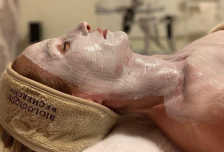 Stages of Biologique Recherche Facial Skin Care Treatments